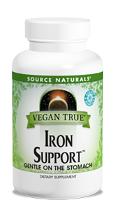 Vegan True Iron Support