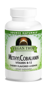 Vegan True Methylocobalamin B-12