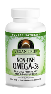 Vegan True Non-Fish Omega-3s